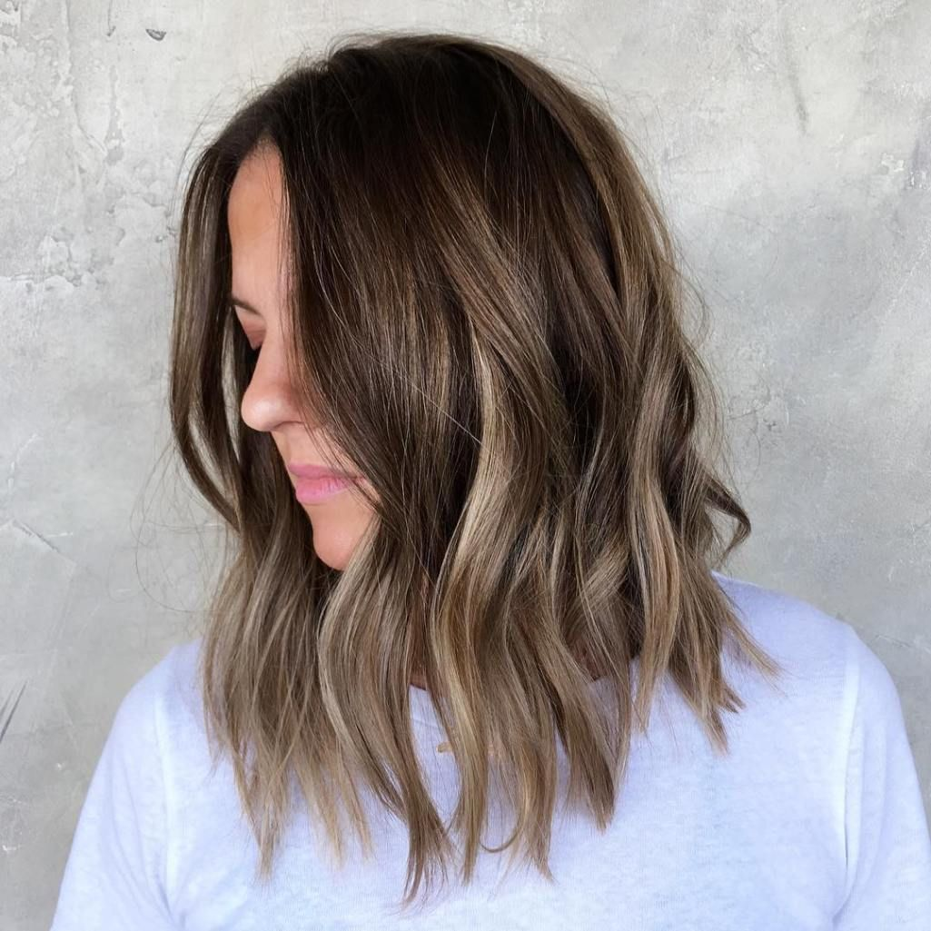 50 Ideas of Light Brown Hair with Highlights for 2