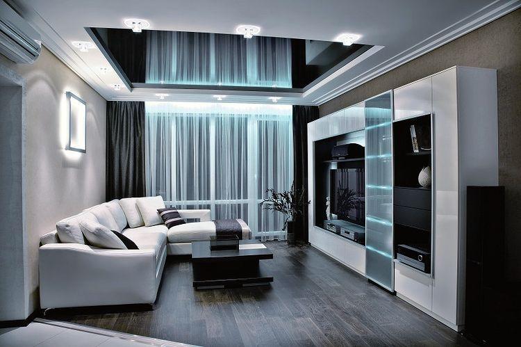 Дизайн гостиной 16 кв м в квартире: интерьер зала, кухни ...