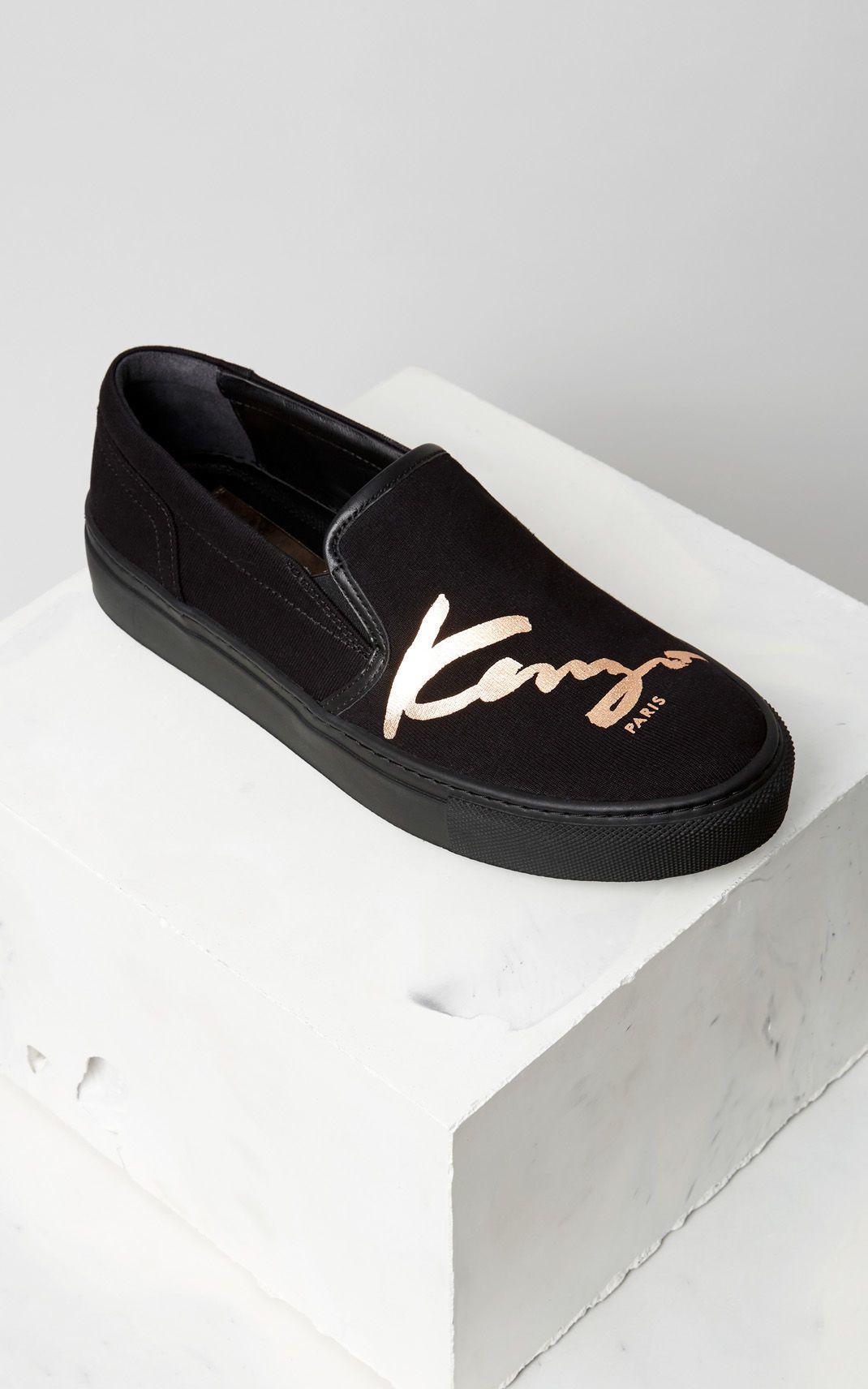 1ff6ecb58a385f Signature K-Skate Slip-On Sneaker