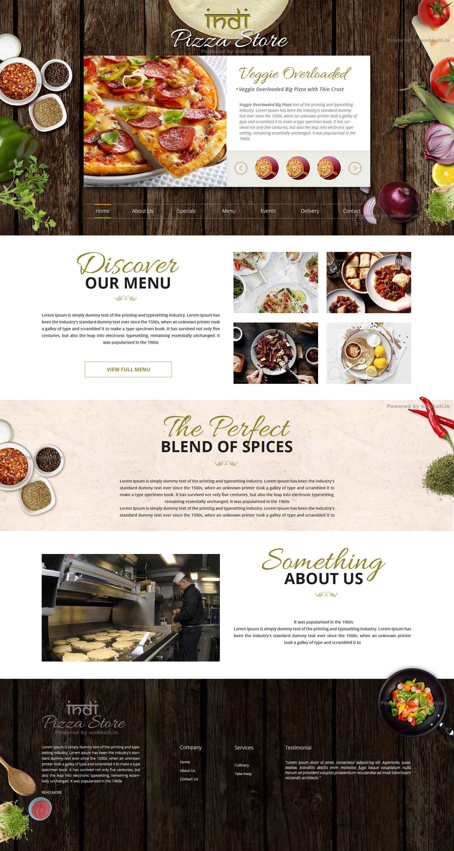 Web Design Kerala Web Design In Kerala Kerala Web Design Website Design Kerala Website Des Restaurant Website Design Food Web Design Restaurant Website
