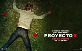 Resultado De Imagen Para Proyecto X Peliculas Recomendadas Peliculas Proyectos