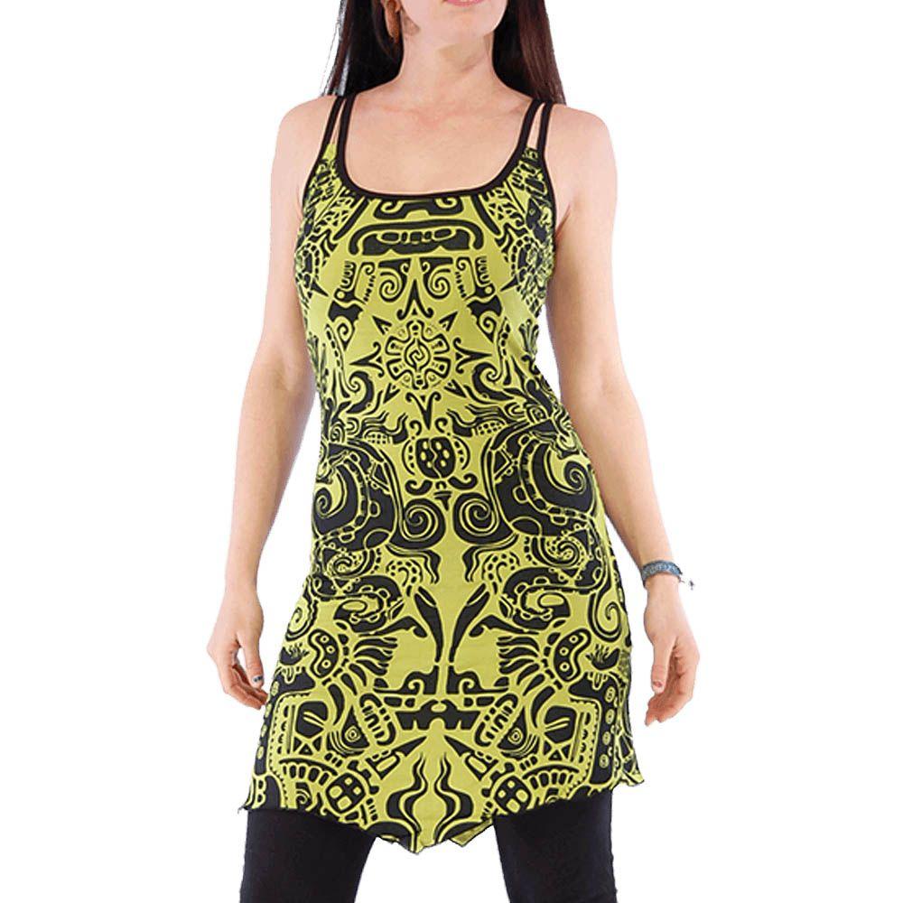 Tattoo style dress
