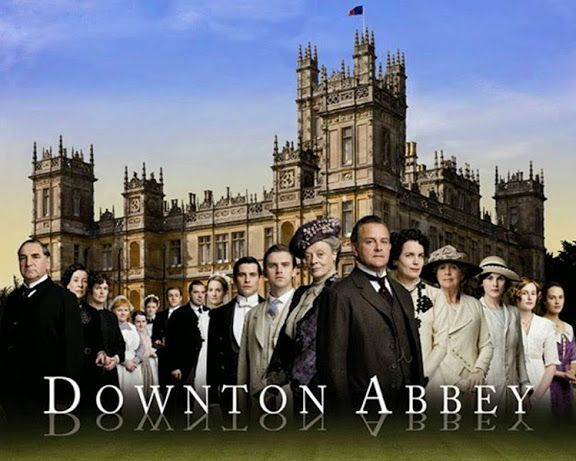Downton Abbey 2010 2014 Downton Abbey Series Y Peliculas Series De Tv