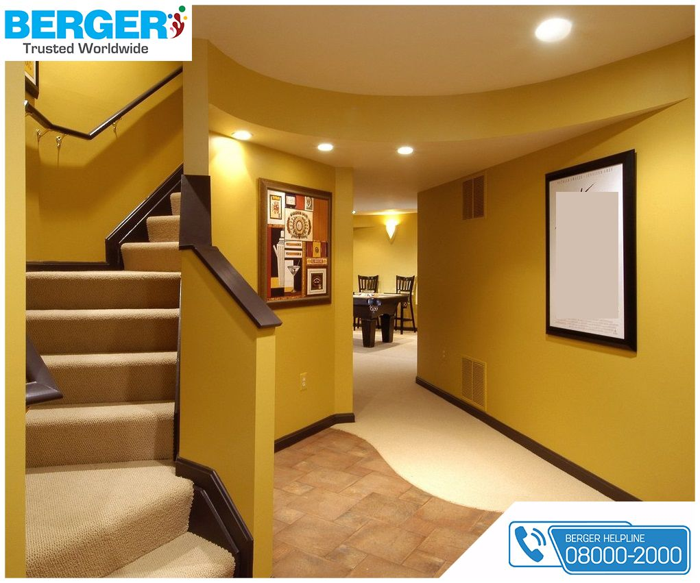 Use Attractive Paints in Your Home ~ Berger Paints #paints #berger #design #