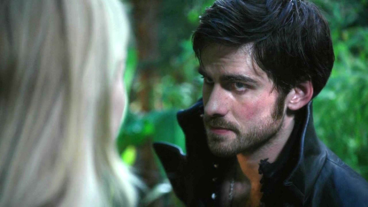 Hook and Emma #CaptainSwan