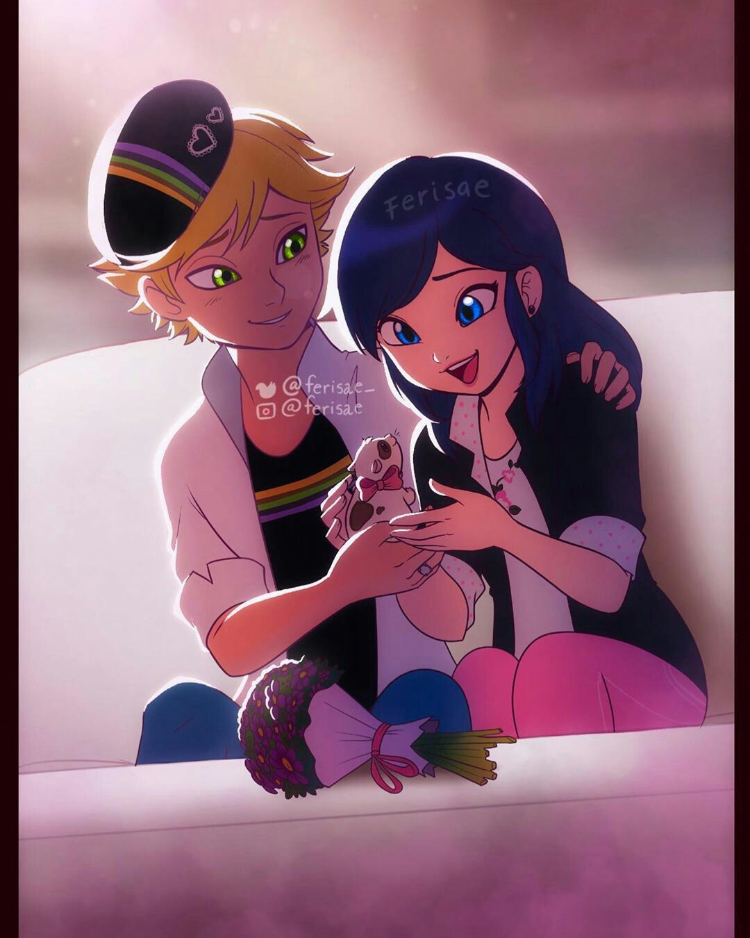 Pin by Lill on Miraculous in 2020 | Miraculous ladybug