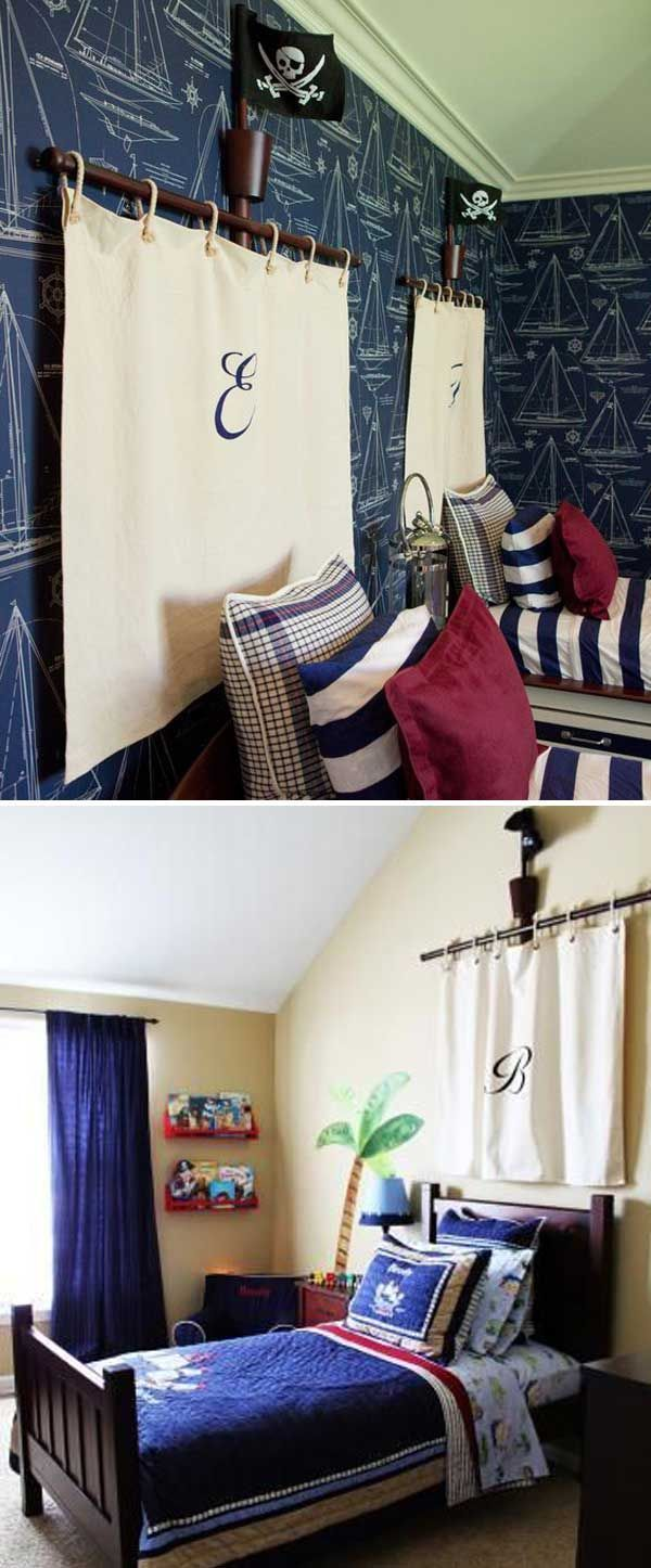 Use canvas to make a monogrammed headboard