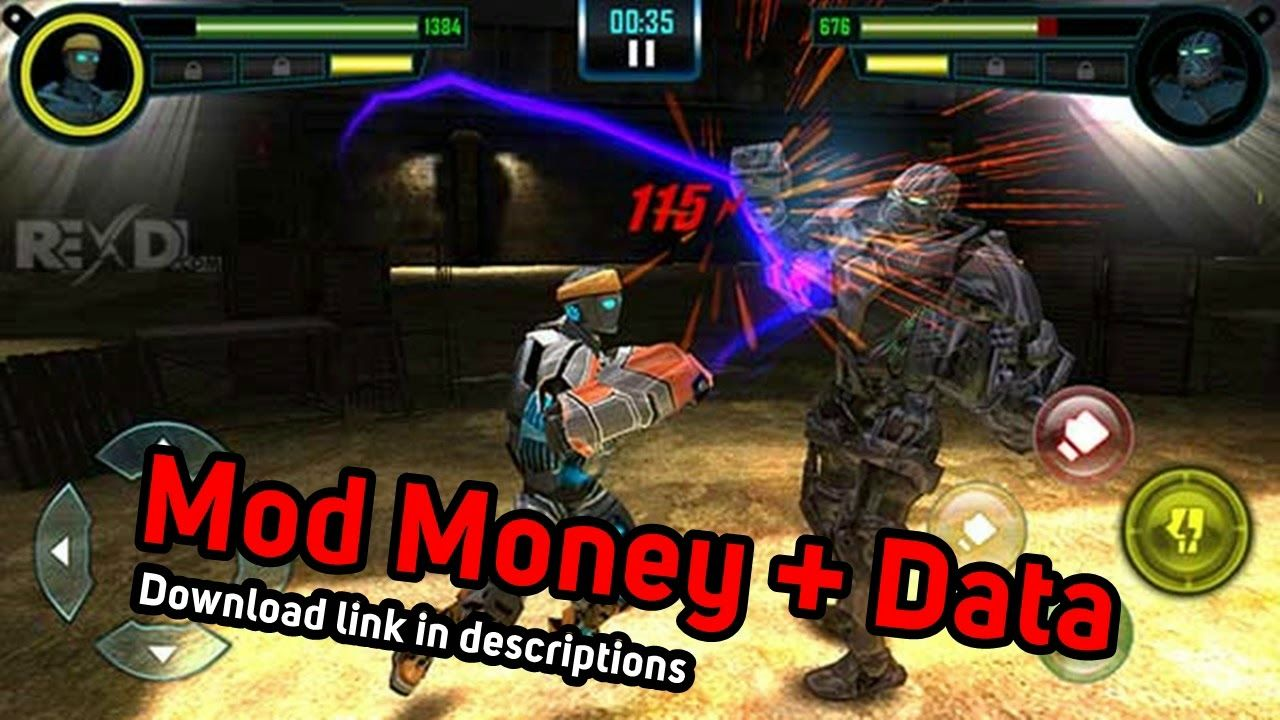 Real Steel World Robot Boxing 41 41 271 Apk Mod Money Data Android