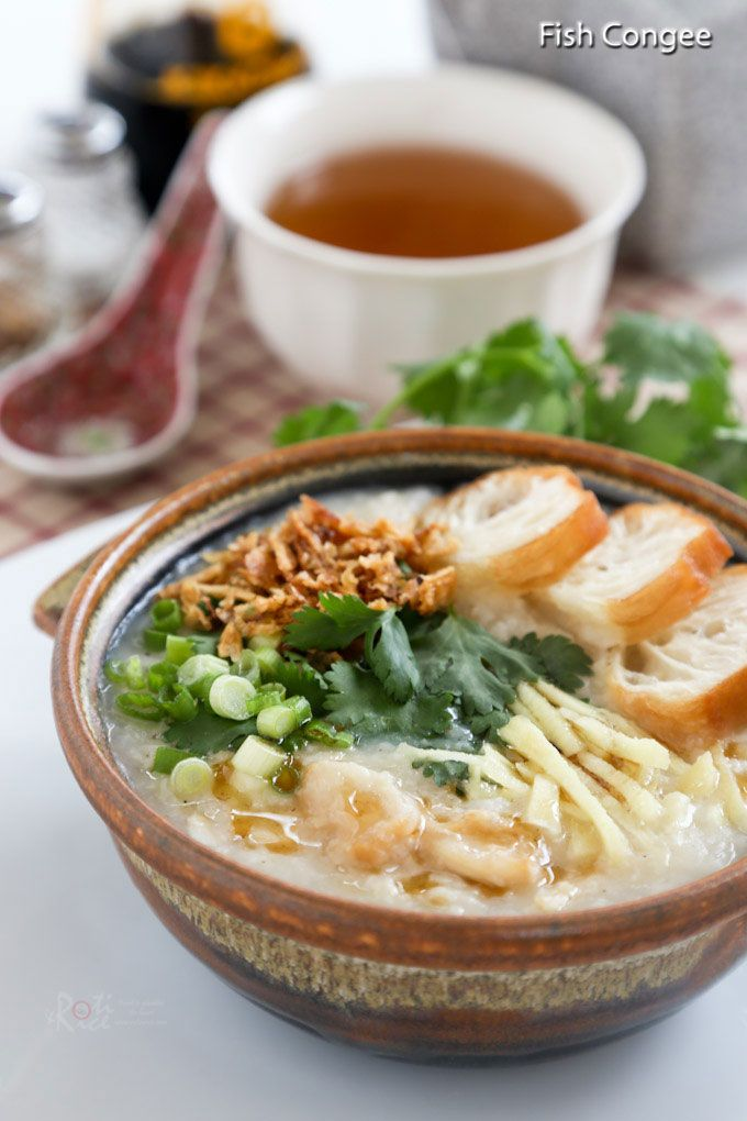 This simple and delicious fish congee is especially heart warming recipes forumfinder Images