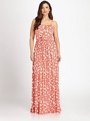 Lovely @Rachel Circosta Rhiannon Maxi Dress available @Saks Fifth ...