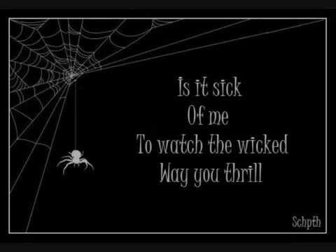 In This Moment - Sick Like Me Lyrics - YouTube
