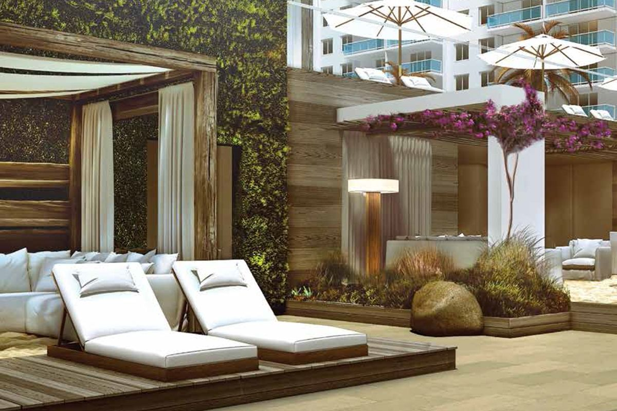 Image result for one hotel south beach spa hotel bed for Hotel decor for sale