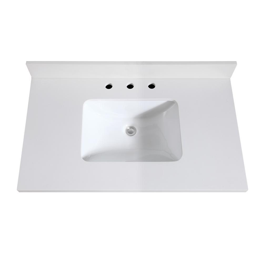 24++ 37 bathroom vanity top with sink custom
