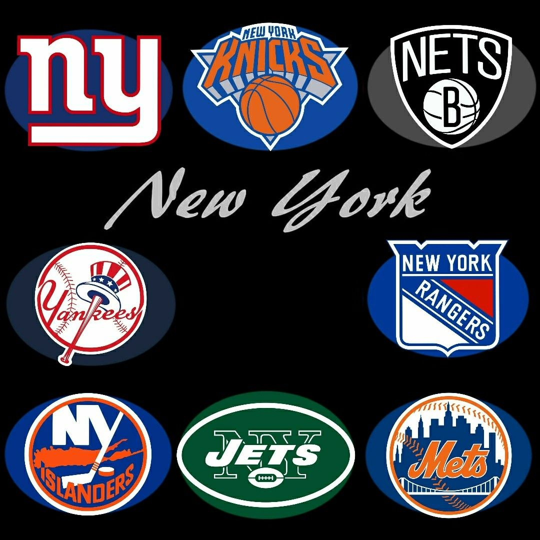Pin by Keith Blackman on New York Sports Teams Poster