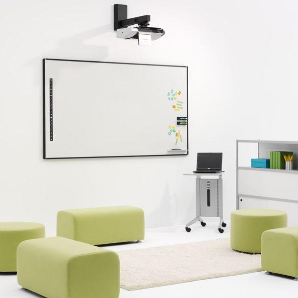 Eno Classic - Steelcase. Interactive whiteboard... so innovative!