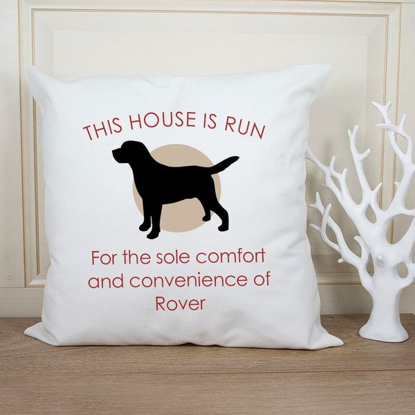 Golden Retriever Pet Cushion Funny Quirky Cushion Throw Pillow Dog... ($47) ❤ liked on Polyvore featuring home, home decor, throw pillows, decorative pillows, home & living, home décor, silver, dog throw pillows and dog home decor