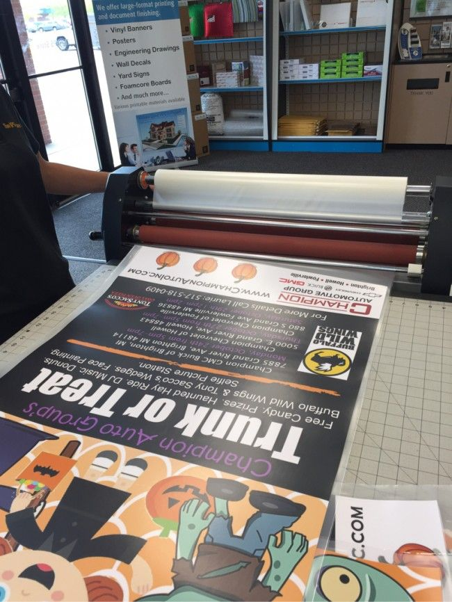 We laminate  Posters 8 5x11  and every size in between   brightonmi     We laminate  Posters 8 5x11  and every size in between   brightonmi   welaminate  weprint  championchevrolet via The UPS Store   BrightonMIPrinting  WePrint