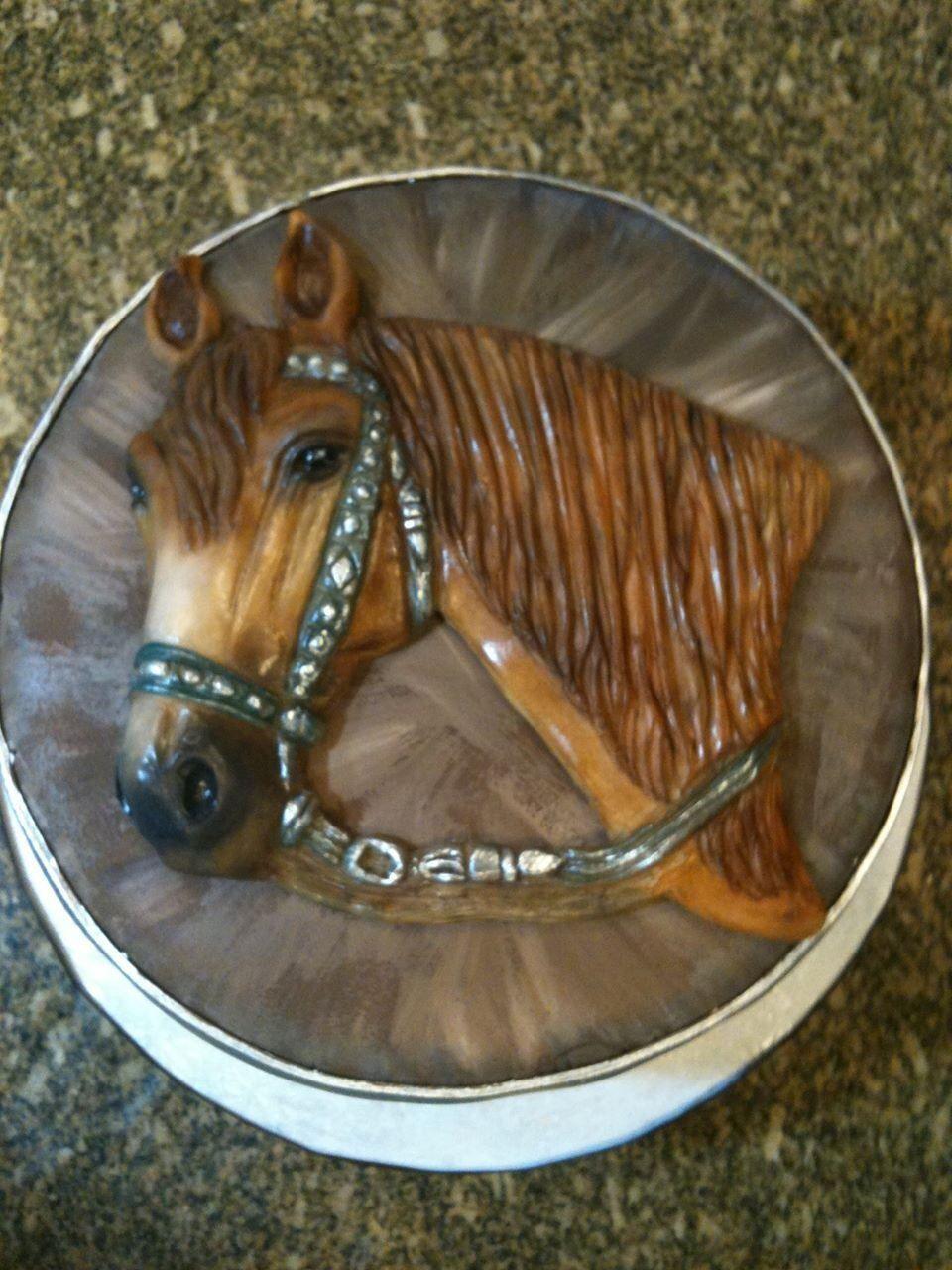 Walmart Horse Cake Pan
