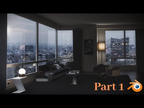 13 Blender 2 8 Archviz Tutorial Part 1 Youtube 3d Modelirovanie Modelirovanie