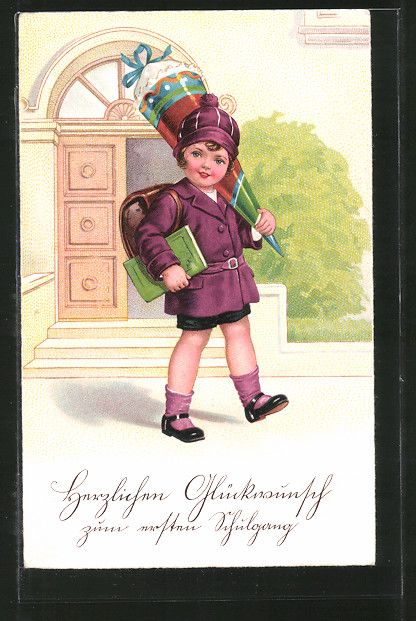 carte postale ancienne: CPA \