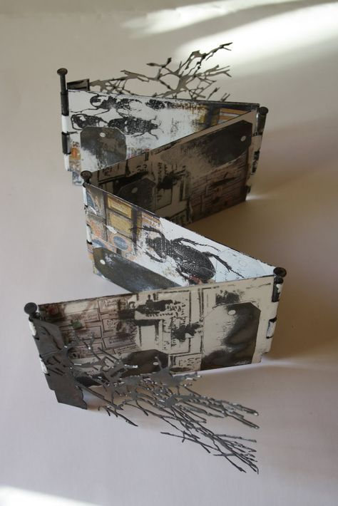 Sue Brown Printmaker: ENAMEL EXPERIMENTS