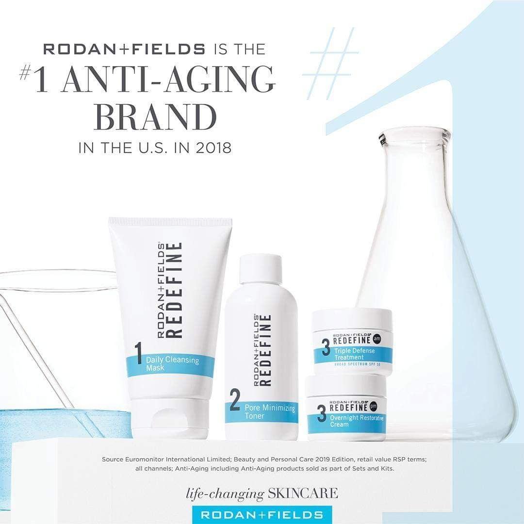 Best Skin Care In Us Life Changing Skincare Rodan And Fields Rodan And Fields Redefine