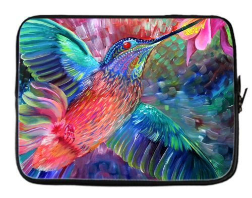 Laptop Cover (Hummingbirds Song)