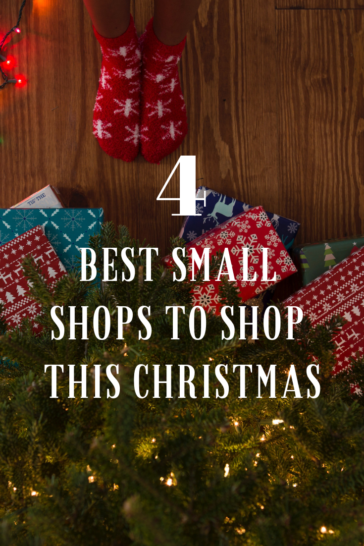 The Best Small Shops To Shop For This Christmas Gifts Pinterest