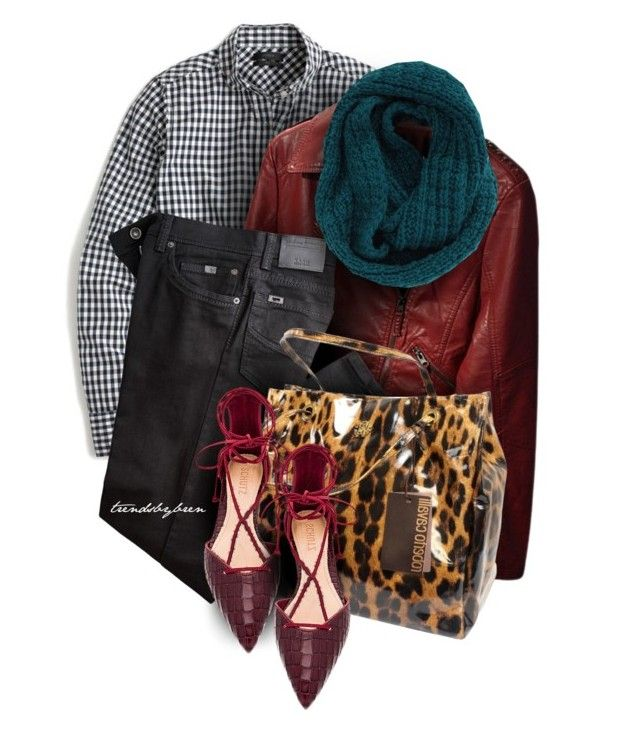 True colors by trendsbybren on Polyvore featuring moda, J.Crew, BRAX, Schutz, Roberto Cavalli and BP.