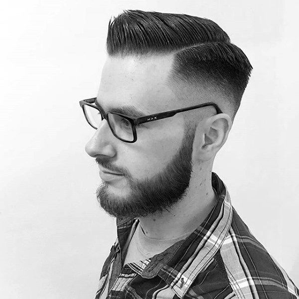 Amazing Classy Men39S Pompadour And Hairstyles On Pinterest Hairstyles For Women Draintrainus