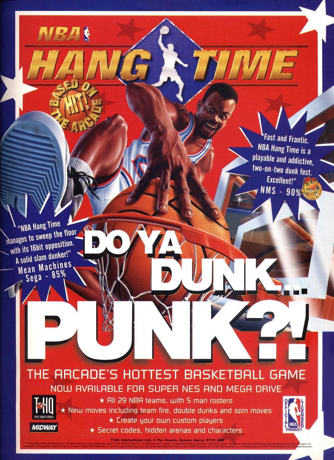 Do Ya Dunk... Punk?! (con imágenes)
