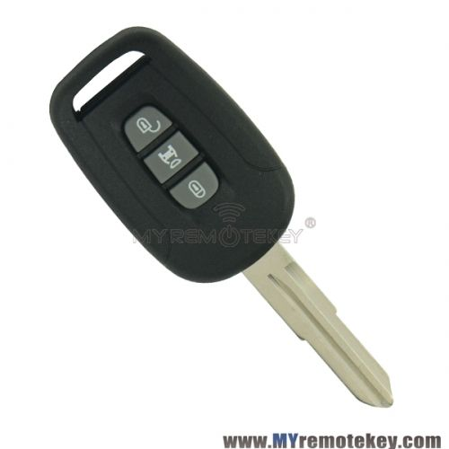Remote Car Key For Chevrolet Captiva Opel Antara 2006 2007 2008