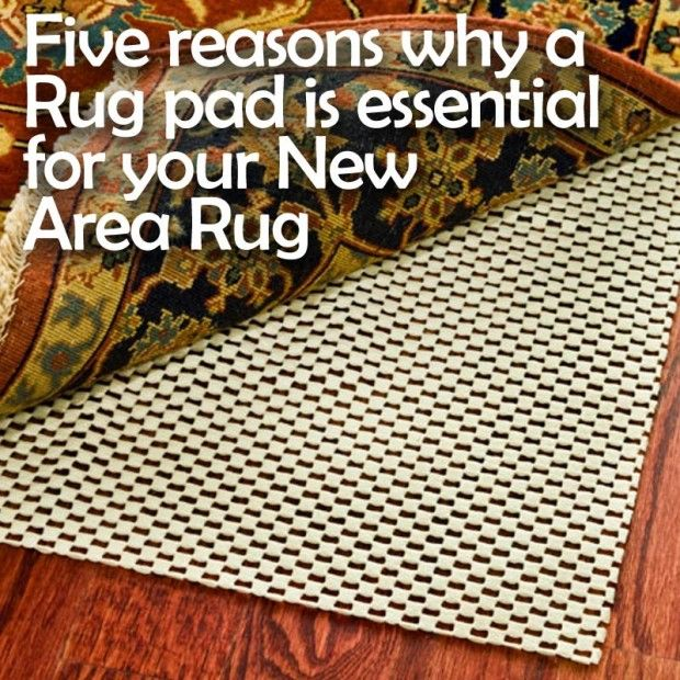 Do You Have Rug Insurance Five Reasons Why A Pad Is Essential For Your