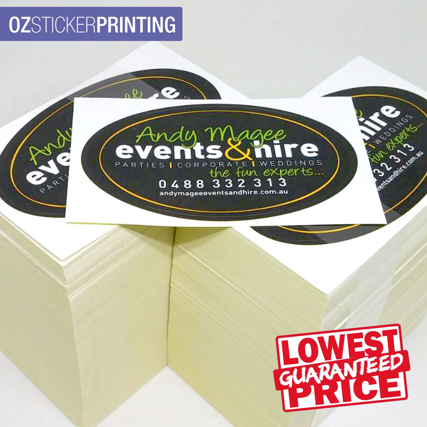 We print world class quality of custom made stickers all over australia come enquire from us today best prices guaranteed