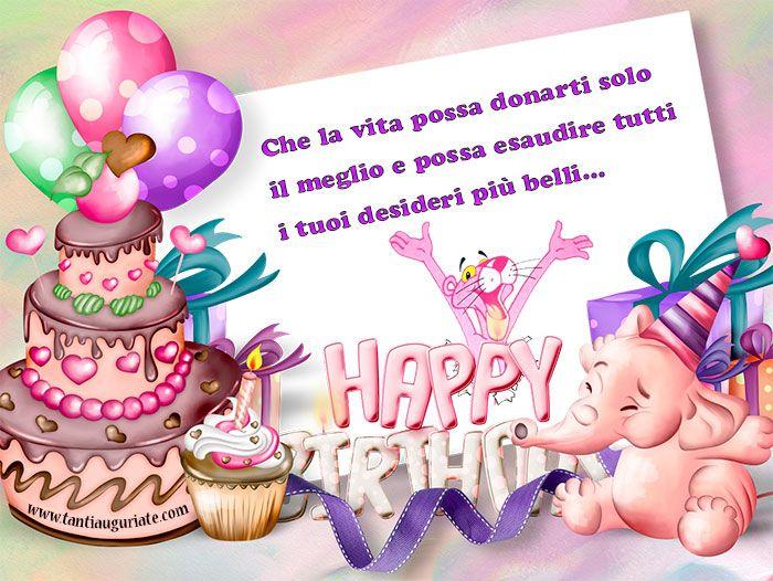 Auguri Marilisa Ti Voglio No Ti Vogliamo No Ci Vogliamo Bene Auguri Di Buon Compleanno Buon Compleanno Immagini Di Buon Compleanno