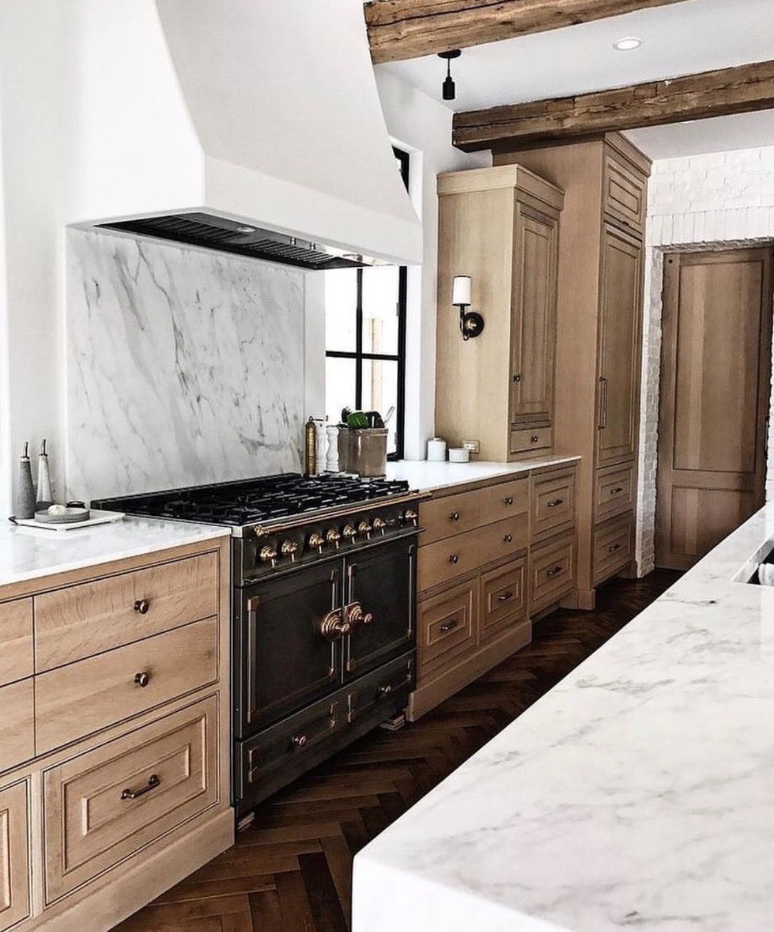 Hidden Hood Cabinetry Timber Plain Cabinet Drawers With Exposed