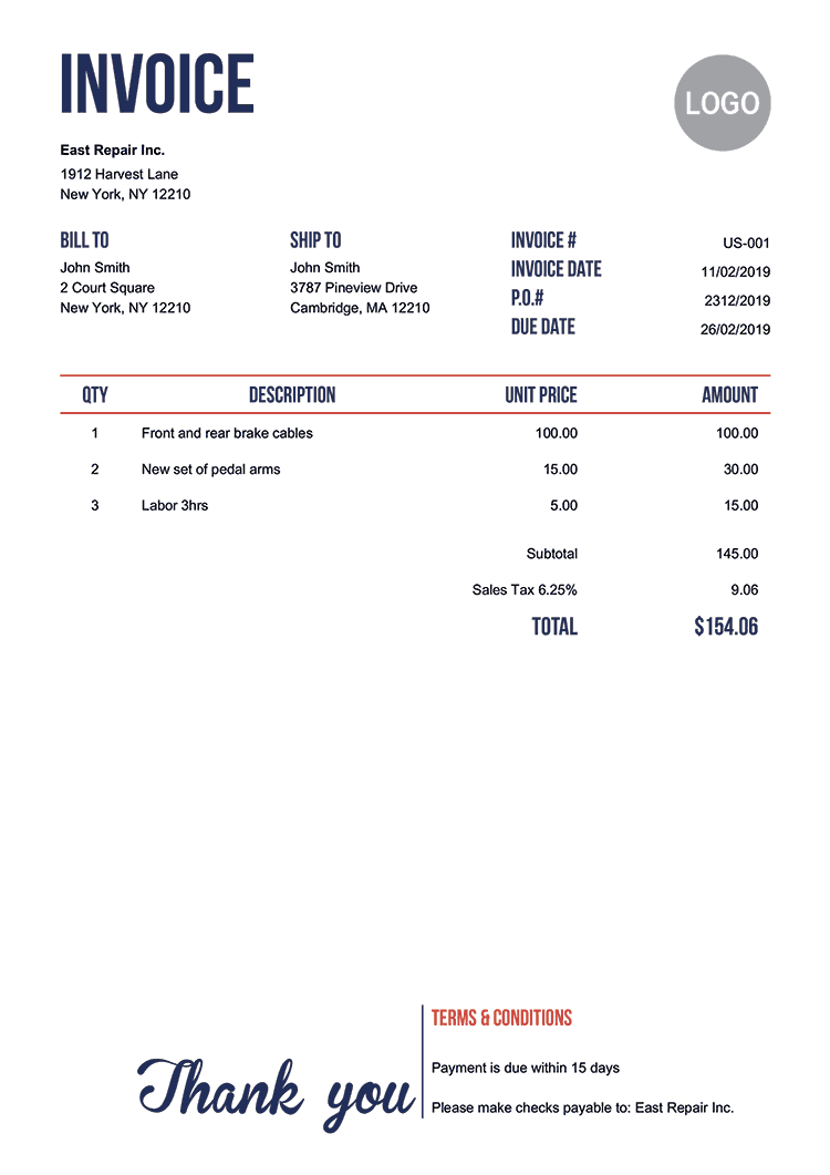 Invoice Template Us Neat Free Receipt Template Invoice Design Template Invoice Template