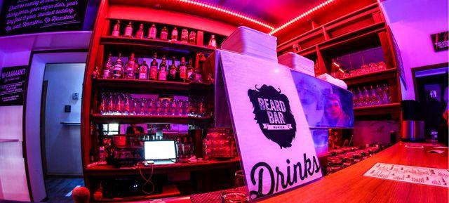 Außergewöhnlich Beard Bar München   Die Schönsten Privatparty Location #privat #party  #partylocation #geburtstag