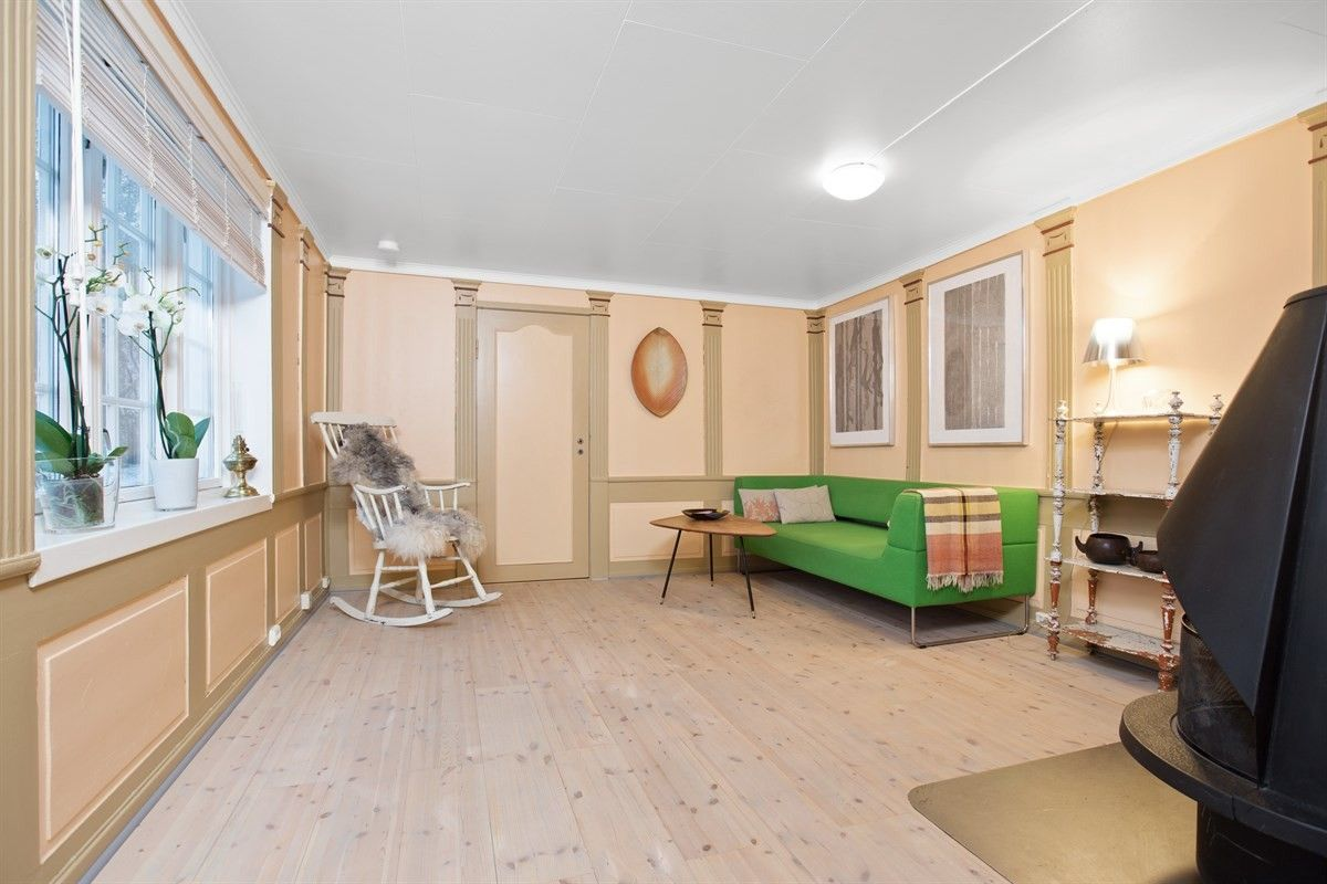 FINN – BUVIKA - Klassisk trønderlån fra 1830 med sjel beliggende i skjermede naturskjønne omgivelser. Oppgraderingsbehov.