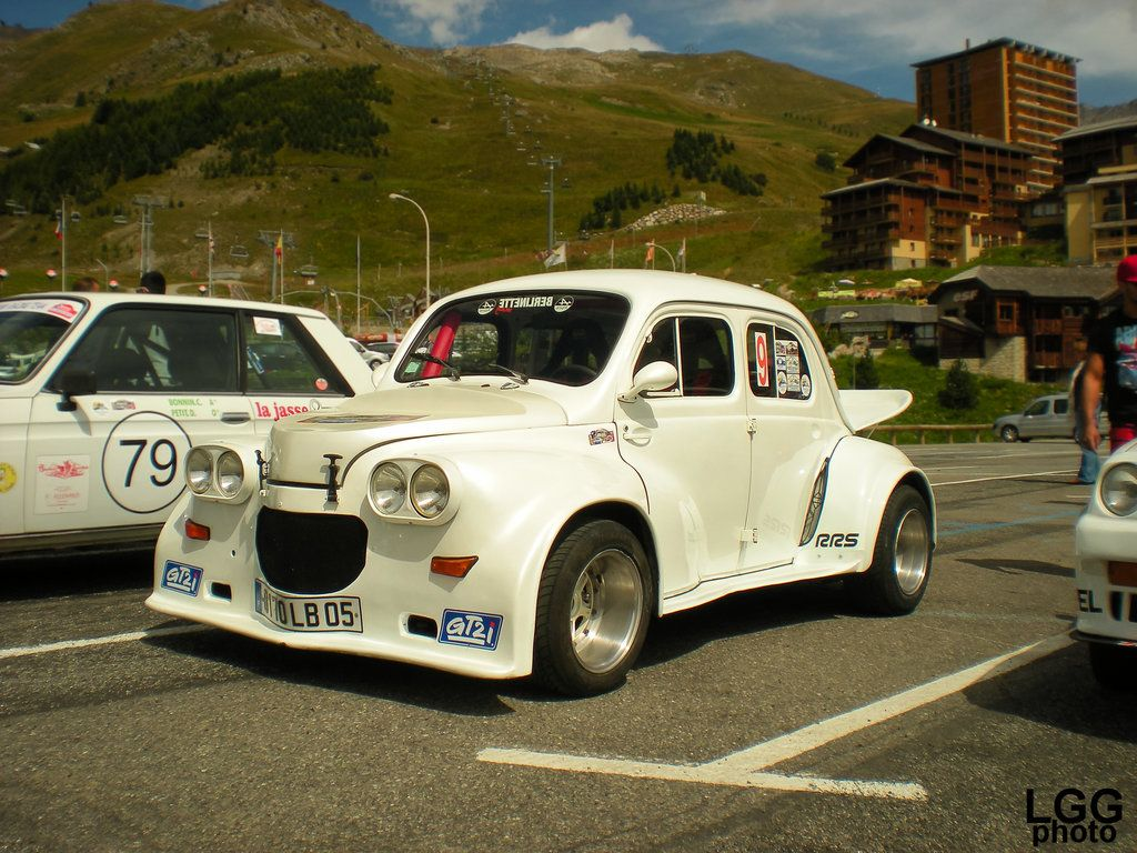 Renault 4cv Proto 56 By Franco Roccia On Deviantart Renault Renault 4 Hot Rods Cars Muscle
