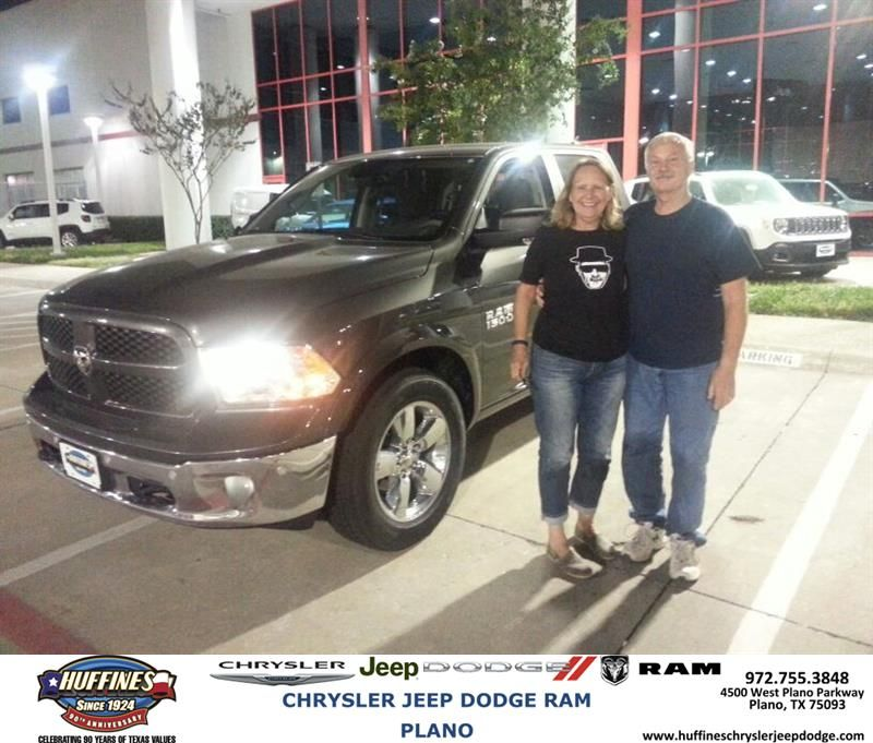 Captivating Our Experience At Huffines Chrysler Jeep Dodge RAM In Plano Was Great! We  Have Purchased
