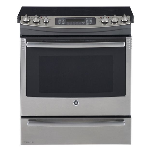 Ge Profile 30 In X 29 88 Smooth Surface 5 Element 6