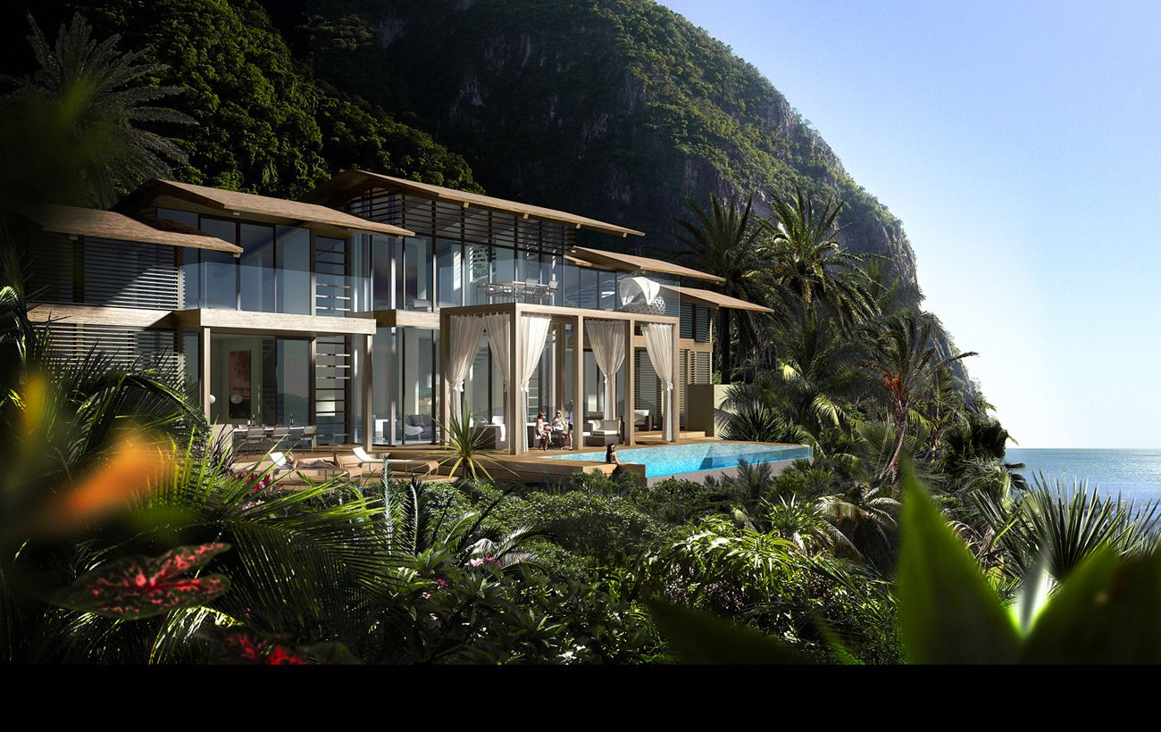 Uncategorized Houses In The Jungle unwind in this low carbon spa retreat a secluded part of the jungle relax