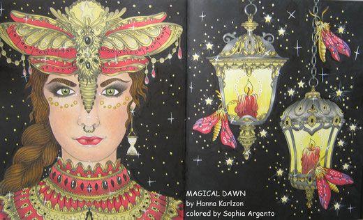 pin von sophia auf magical dawn | malvorlagen, ausmalen