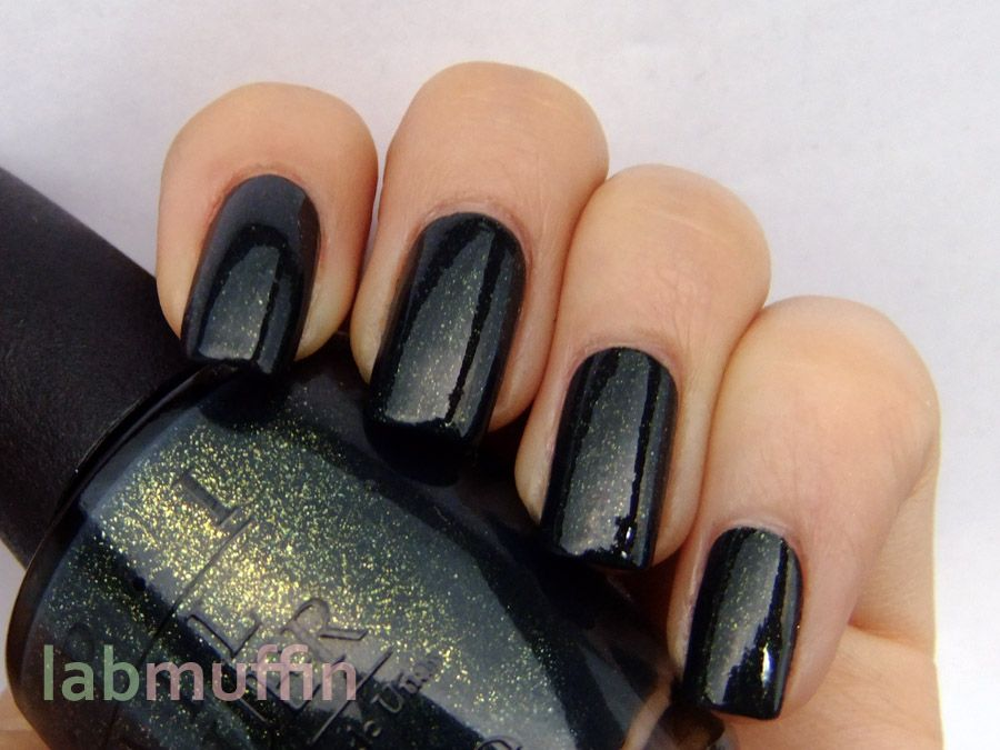 OPI James Bond 007 Skyfall collection review and swatches ~ Lab ...