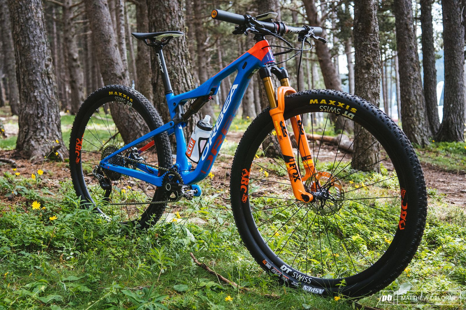 Orbea S New Oiz Xc Bike Vallnord World Cup 2018 Bike Downhill