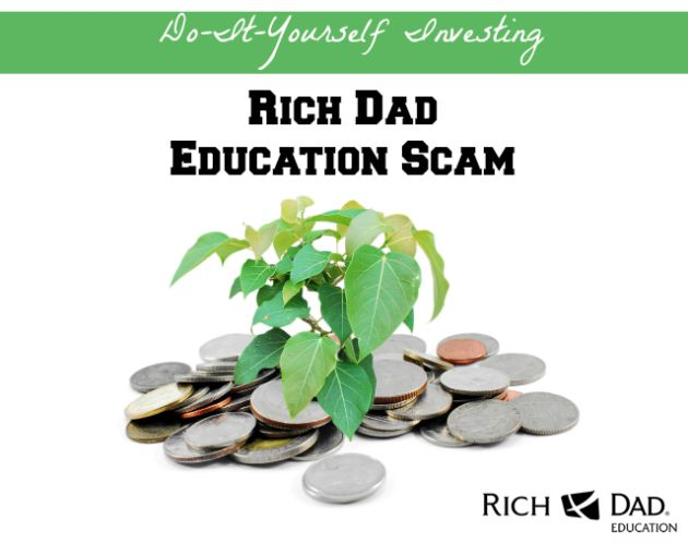 Rich dad education scam do it yourself investing rich dad rich dad education scam do it yourself investing solutioingenieria Images