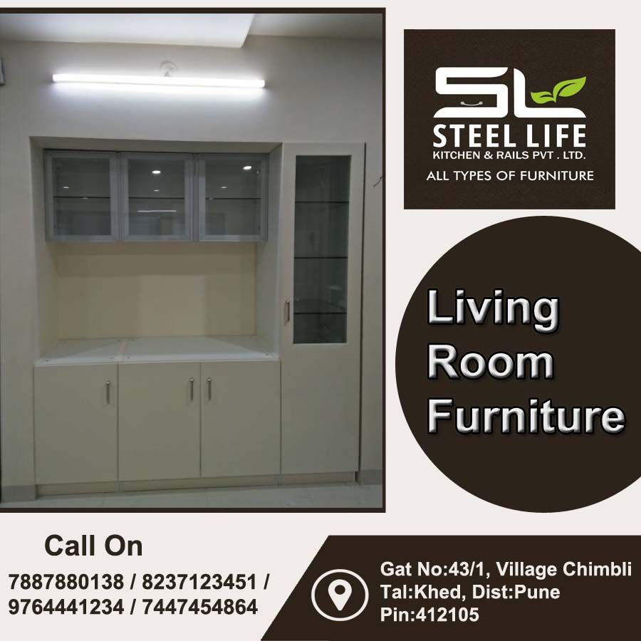 Life Kitchen, Living Room