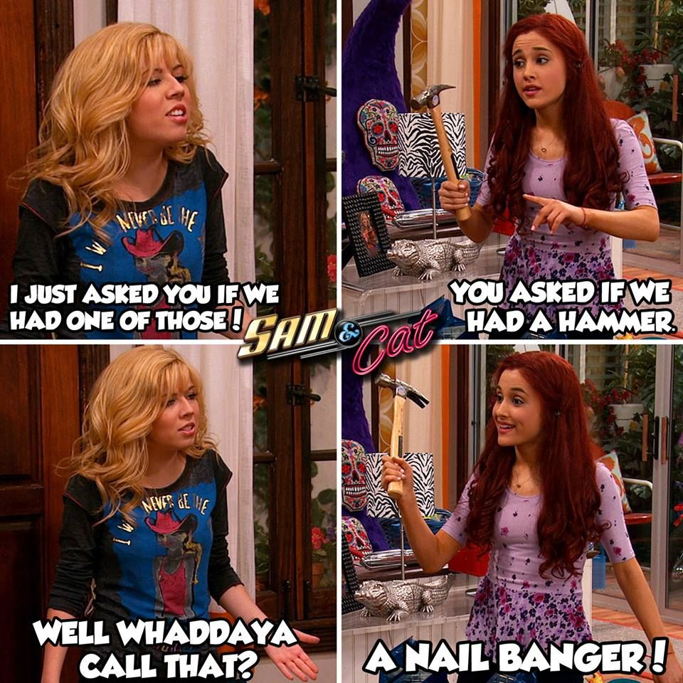 SamAndCat Sam and cat, Icarly and victorious, Sam & cat