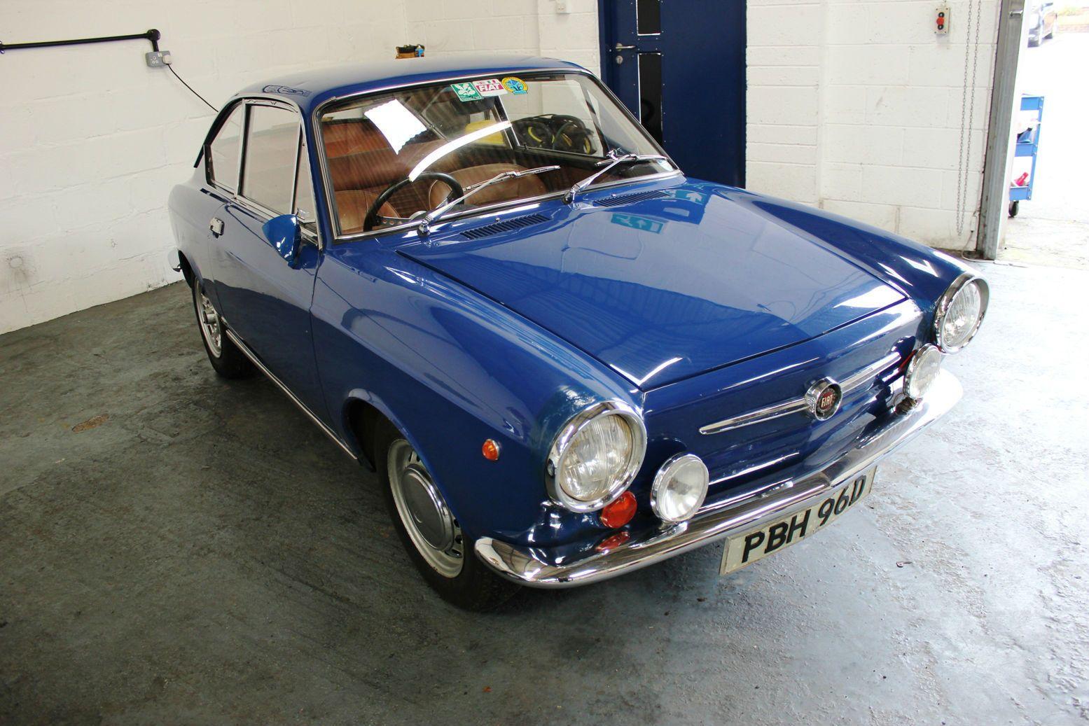 Fiat 850 Sport Coupe 1966 Fiat 500 Fiat Coupe Amazing Rare Classic